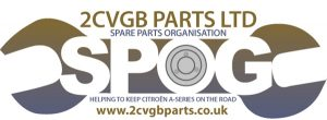 2CVGB Spare Parts Organisation - SPOG