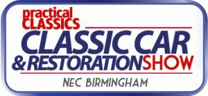 2) NEC Restoration Show 31st March to 2nd April