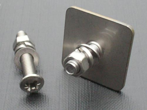 12) Single SPOG insert stud and end cap bolt