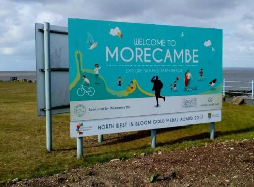 2) Welcome to Morecambe
