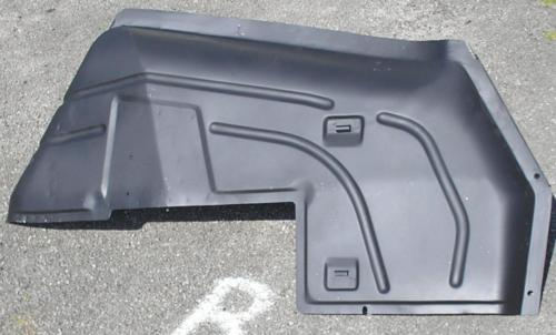 SPOG 2CV Parts -Dyane right rear inner wing